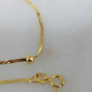Jewelry - 14K GOLD BRACELET